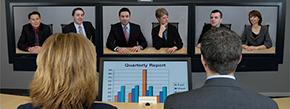 Noticias: Adiós viajes de negocio, hola videoconferencias