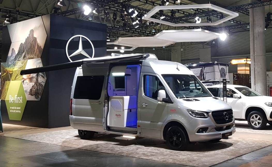 Mercedes Sprinter Maite