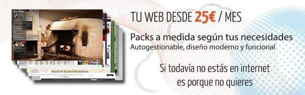 Web SANcotec desde 25 euros