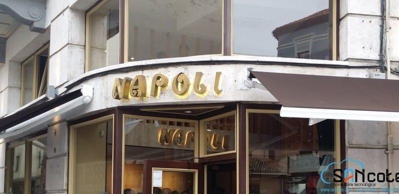 Bar Nápoli en Burgos