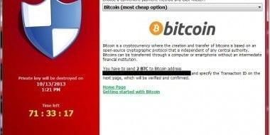 Cómo darle esquinazo al virus Cryptolocker