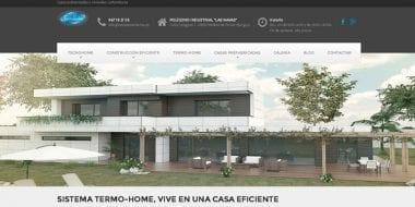 Casas TecnoHome – Página Web de construcción de casas prefabricadas
